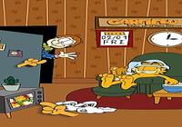 Home Sweet Garfield Live WP