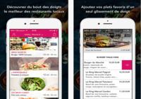 Foodora iOS