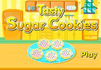 Tasty Cookies Cooking Games