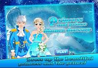 Princess and prince dressup