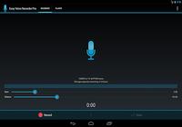Enregistreur de Voix Facile Pr