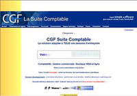 La suite comptable CGF eBusiness
