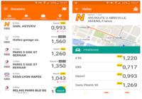 Essence Comparateur Carburant iOS