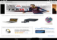 Amazon pour Tablettes
