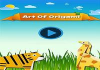 Art de l'origami_Enfants des j