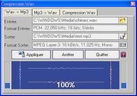 Compression wav et codecs