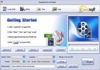 Emicsoft DVD en AVI Convertisseur pour Mac
