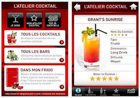 Atelier Cocktail iOS