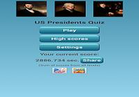 Présidents américains quiz