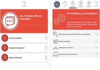 Entretien - Pôle Emploi iOS