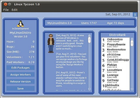 Linux Tycoon