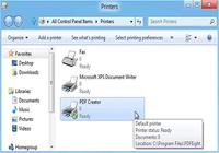 PDF Creator for Windows 8