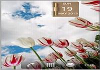 NoteBook Calendar Widget