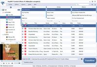 AnyMP4 Transfert iPhone-PC Ultime