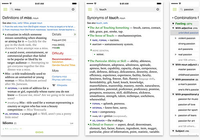 Antidote Mobile Anglais iOS