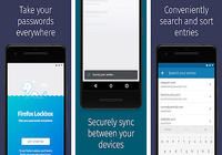 Firefox Lockbox Android