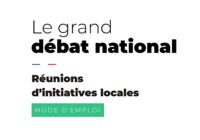 Le grand débat national, mode d'emploi PDF