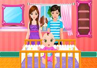 Jeux bébé nouveau-né