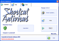 Shortcut Antivirus