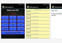 Safe Notes Android