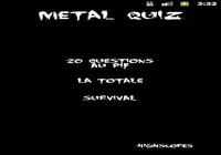 Metal Quiz