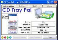 CD Tray Pal