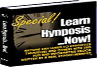 Learn Hypnosis...