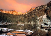 Scarlet Lake Screensaver