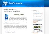 PANTERASoft Flash Recovery