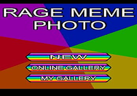 Rage Meme photo