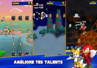 Sonic Runners iOS