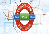 London Mania:Tube Stations