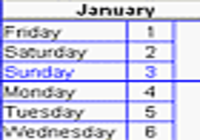 Calendaros