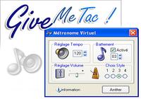 Métronome - GiveMeTac !