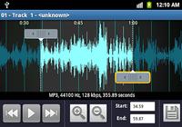 Ringtone Maker MP3 et de coupe