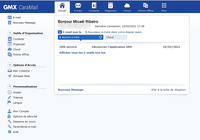 GMX CaraMail webmail