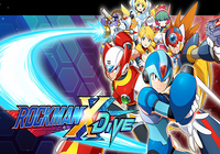 Mega Man X Dive IOS ok