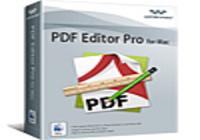Wondershare PDF Editor Pro pour Mac