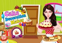 Gâteau de cuisson
