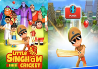 Little Singham Cricket Android