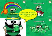 Saint Patricks Day Desktop Wallpapers 2006
