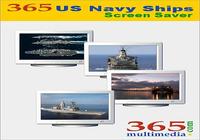 365 US Navy Ships Screen Saver