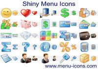 Shiny Menu Icons