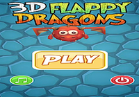 3D Flappy Dragons Free