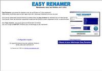 Easy Renamer