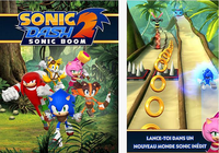 Sonic Dash 2 : Sonic Boom iOS