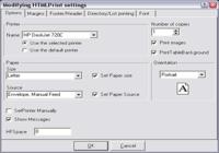 Bersoft HTML Print