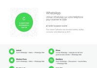 WhatsApp Mac