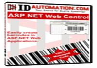 ASP.NET GS1 Databar Web Server Control