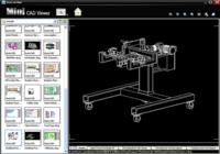 Mini CAD Viewer
